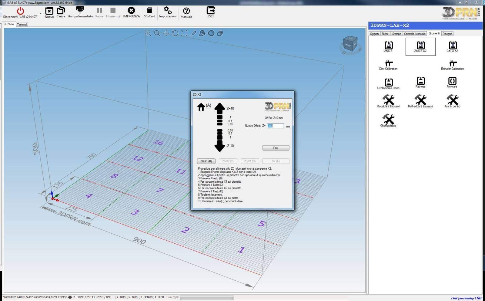 3prnware il tuo software per stampante 3d for Software progettazione esterni