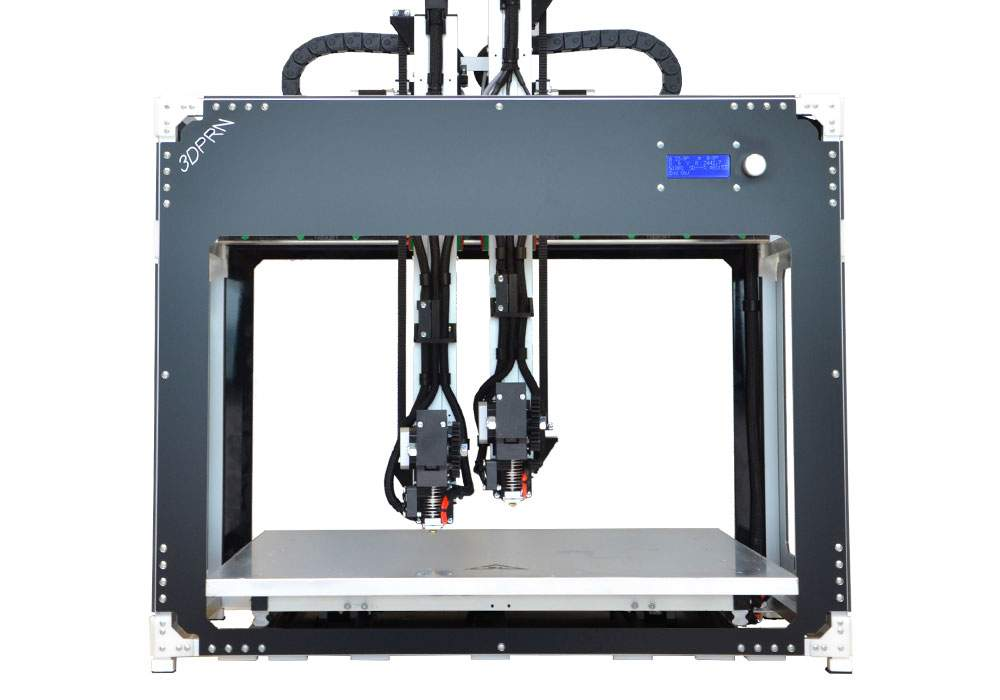 Stampante 3d lab x2 frontale