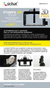 Stampa 3D tour