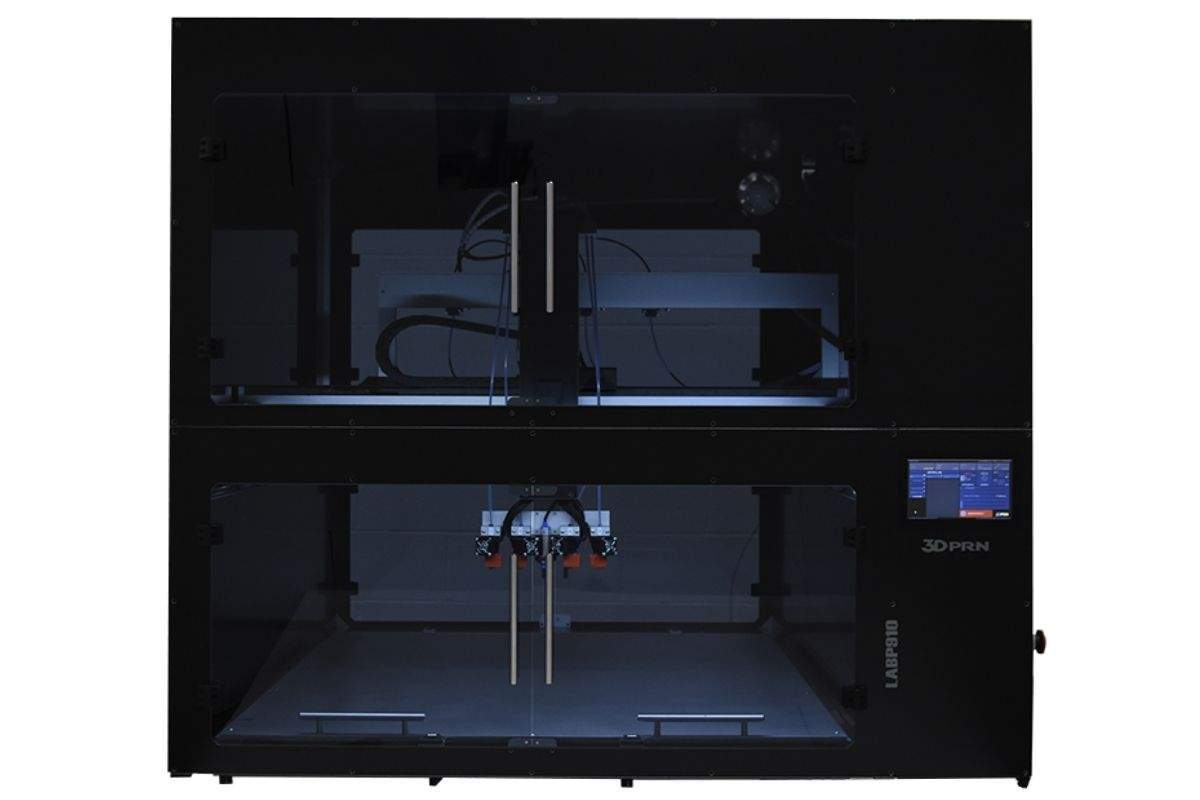 lab cloner_4 3d printer extruders by 3dprn